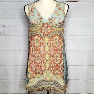 🏖3 for $25 Christina Women's Sleeveless Tunic Top